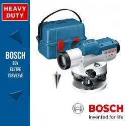 BOSCH GOL 20 D Optikai szintezőkészülék 60m