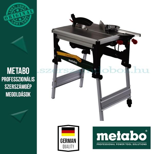 Metabo UK 333 Asztali körfűrész