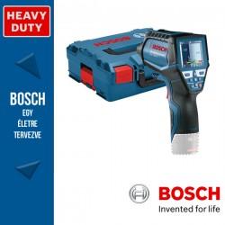 BOSCH GIS 1000 C akkumulátoros Termodetektor (akku és töltő nélkül) L-Boxxban