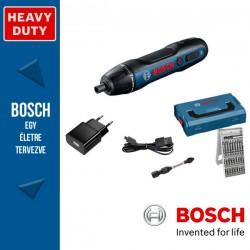 BOSCH BOSCH GO Akkus fúrócsavarozó (Micro USB töltővel) L-Boxx miniben