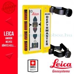 Leica MC200 Alap Ásási Vevőegység rögzítő bilincsekkel