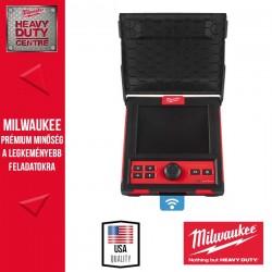 Milwaukee M18 SIM-0 M18™ Monitor a szennyvízcsatorna-vizsgáló kamerához (akku és töltő nélkül)