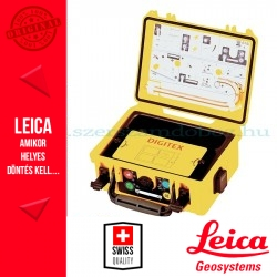 Leica Digitex 100t Jelgenerátor