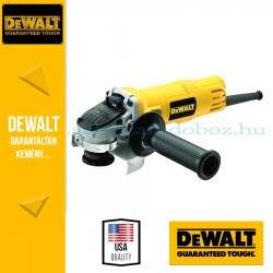 DeWalt DWE4050-QS Sarokcsiszoló