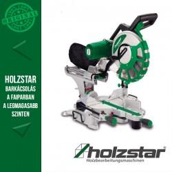 HOLZSTAR KGZ305E Fűrésztárcsás gérfűrész 305mm