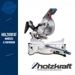 HOLZKRAFT KGZ 2540 Vario Fűrésztárcsás gérfűrész ford.szabályzás 254mm