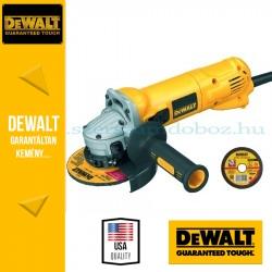 DeWalt D28135KT-QS Sarokcsiszoló + gyémánttárcsa