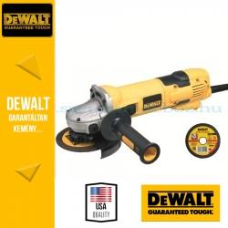 DeWalt D28136KD-QS Sarokcsiszoló + gyémánttárcsa