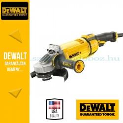 DeWalt DWE4597-QS Sarokcsiszoló porkilökő rendszerrel