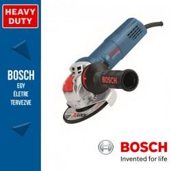 BOSCH GWX 10-125 elektromos Sarokcsiszoló X-LOCK