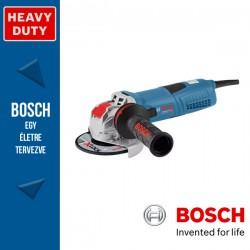 BOSCH GWX 14-125 elektromos Sarokcsiszoló X-LOCK