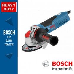 BOSCH GWX 19-125 S elektromos Sarokcsiszoló X-LOCK