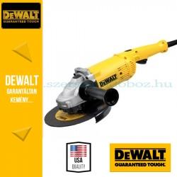 DeWalt D28492S-QS Sarokcsiszoló lágyindítással