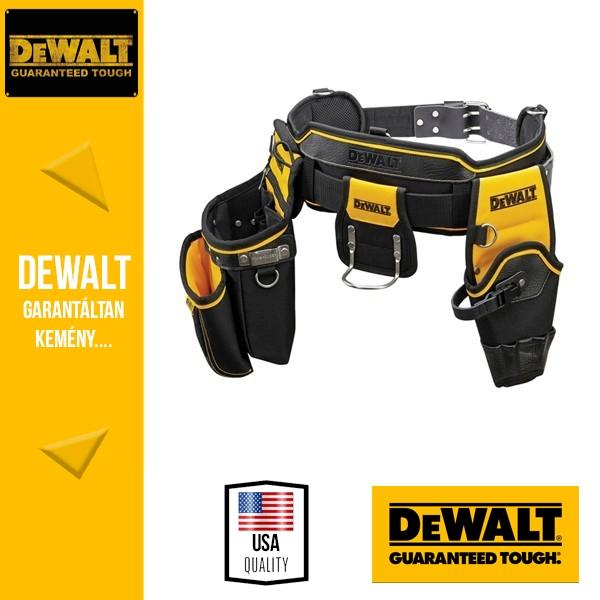 DeWalt DWST1-75552 Szerszámtartó övtáska