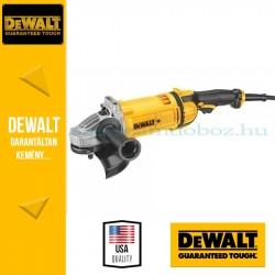 DeWalt DWE4599-QS Alacsony vibrációjú sarokcsiszoló