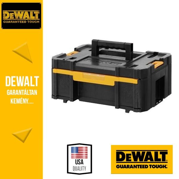 DeWalt DWST1-70705 TSTAK III fiókos szállító egység