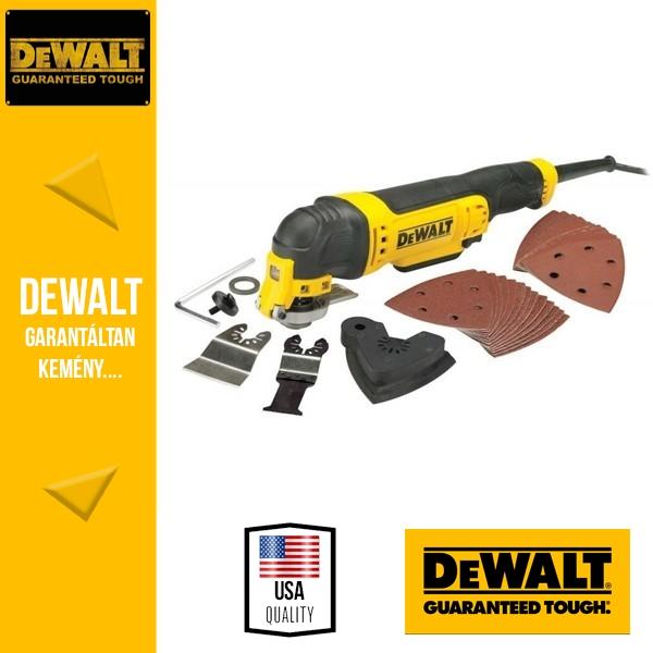 DeWalt DWE315-QS Multifunkciósgép