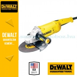 DeWalt D28432C-QS Sarokcsiszoló lágyindítással