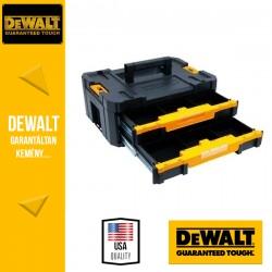 DeWalt DWST1-70706 TSTAK IV szortimenter 2 fiókkal