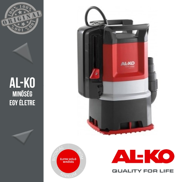 AL-KO Twin 14000 Premium Kombi merülő szivattyú