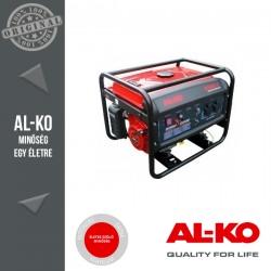 AL-KO 2500-C AVR Áramfejlesztő