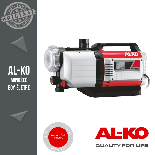 AL-KO HWA 4000 COMFORT Házi Vízmű Automata