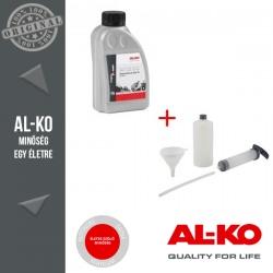 AL-KO Négyütemű motorolaj + olajkiszívó szett