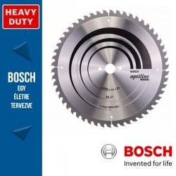 Bosch Körfűrészlap, Optiline Wood minden fafajtához 350mm 54fog