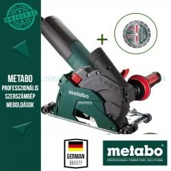 Metabo W 12-125 HD Sarokcsiszoló + CED elszívó