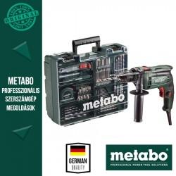 Metabo SBE 650 Ütvefúrógép + Mobilműhely