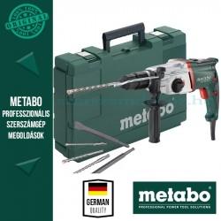 Metabo UHE 2850 Multi Fúró-vésőkalapács + SDS-Plus fúró-vésőkészlet