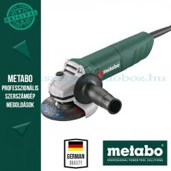 Metabo W 850-125 Sarokcsiszoló