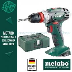 Metabo BS 18 Quick Akkus fúrócsavarbehajtó Alapgép