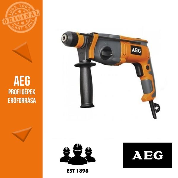 AEG BH 22 E  Fúrókalapács