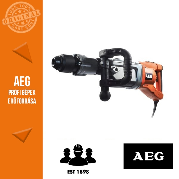 AEG PM 10 E Bontókalapács