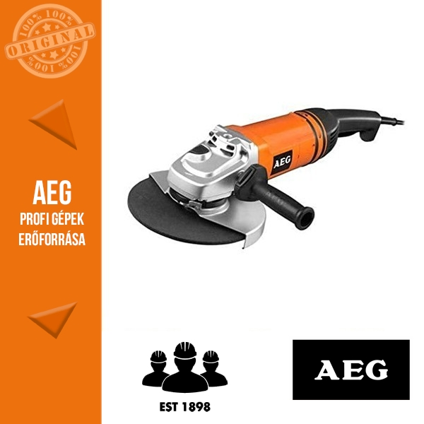 AEG WS 24-230 GV/DMS Sarokcsiszoló