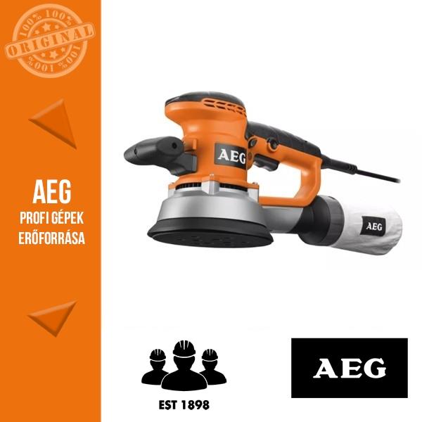 AEG EX 150 E Excentercsiszoló