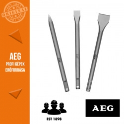 AEG SDS-plus Véső szett