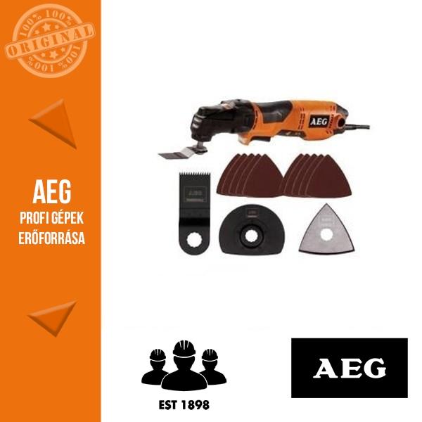 AEG OMNI-300  Multifunkciós gépszett