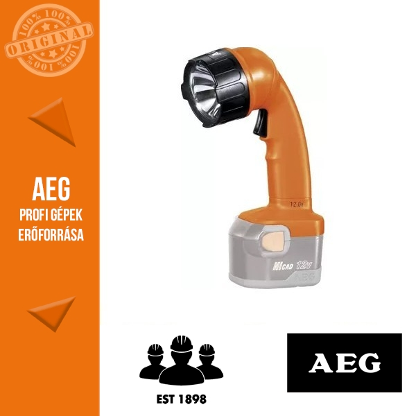 AEG FL 12-0 Akkus lámpa
