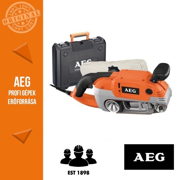 AEG HBS 1000 E Szalagcsiszoló