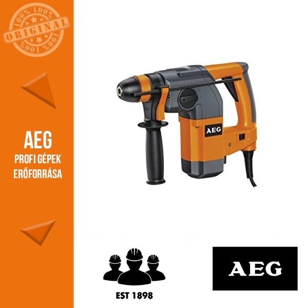 AEG BH 26 LXE Fúrókalapács