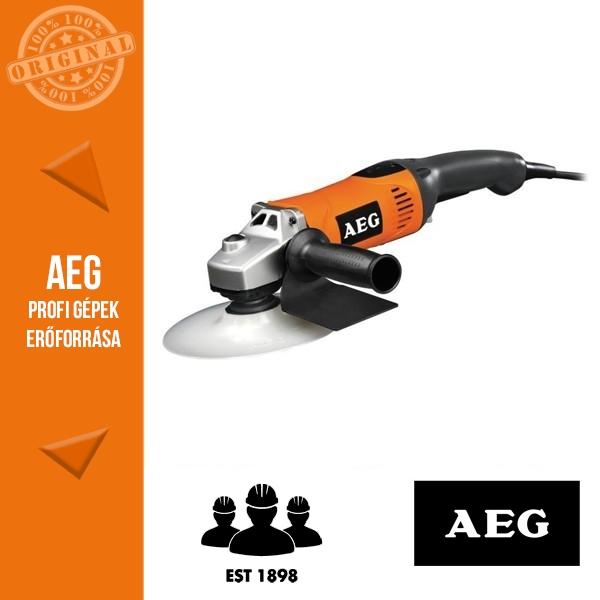 AEG SE 12-180 Csiszológép