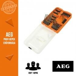 AEG Fúrószár és csavarozó bit készlet