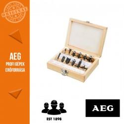 AEG Felsőmaró bitkészlet