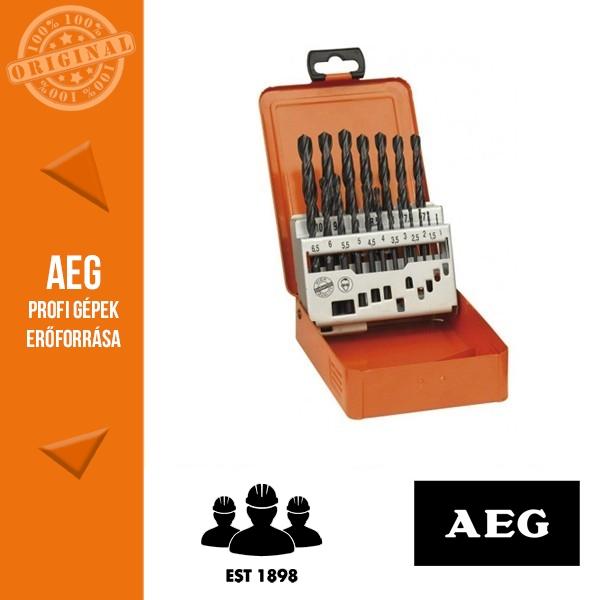 AEG HSS-R (DIN 338) Profi box fúrószár készlet
