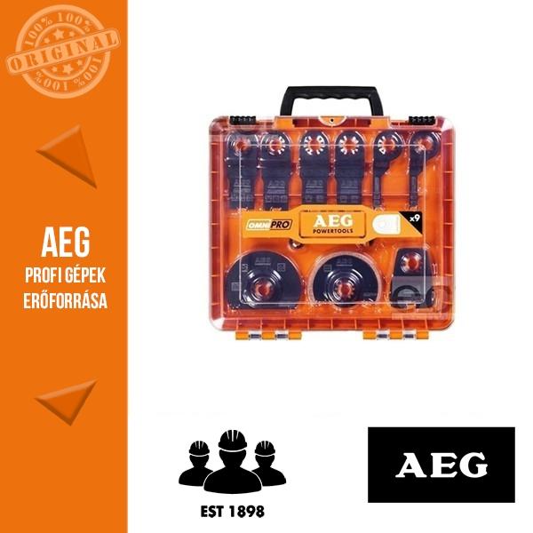 AEG Tartozék szett többfunkciós gépekhez