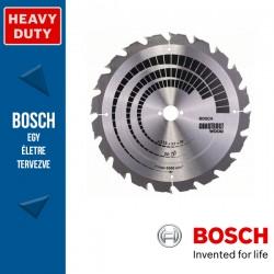 Bosch Körfűrészlap Construct Wood építkezési faanyagokhoz szeg vagy betonmaradvánnyokkal  315mm 20fog