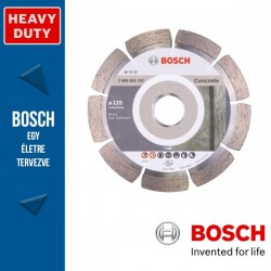 Bosch Professional gyémánttárcsa betonhoz 125mm