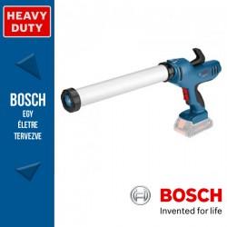 BOSCH GCG 18V-600 Akkus kinyomópisztoly (akku és töltő nélkül)
